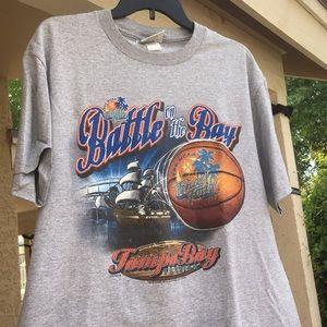Vintage Basketball Championship Tee